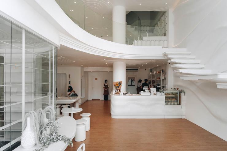 Flat+White Cafe