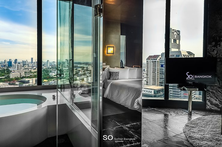 SO Sofitel Bangkok Club Signature